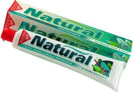 pasta de dinti naturala